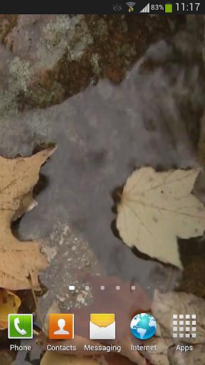 【免費個人化App】Autumn Live Wallpaper HD-APP點子