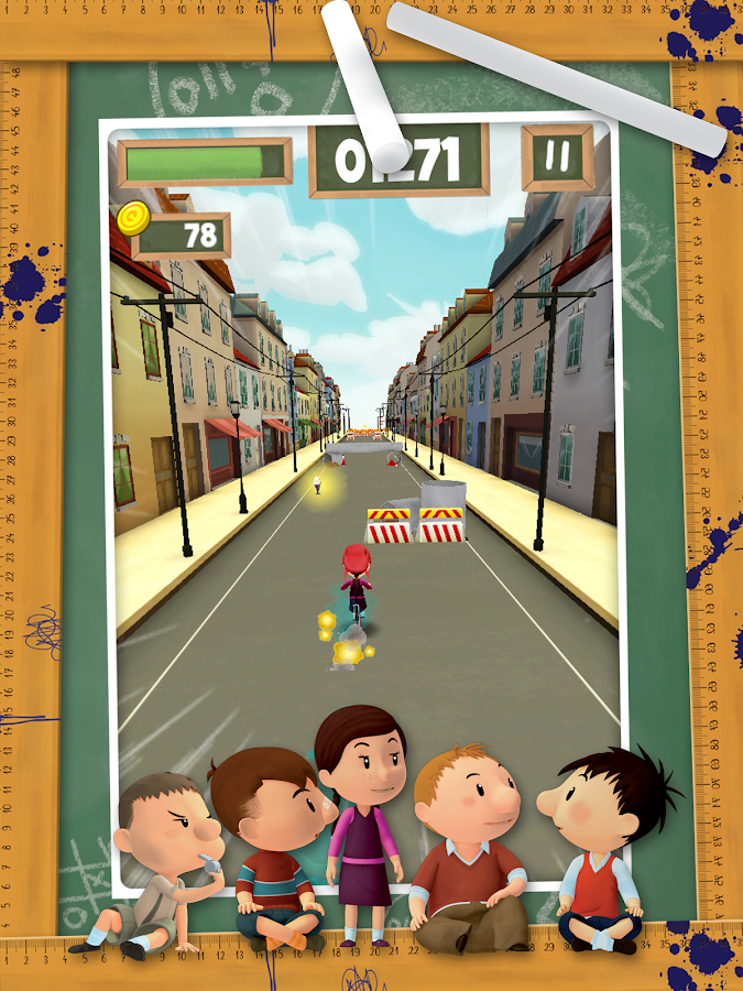 Little Nick: The Great Escape - screenshot