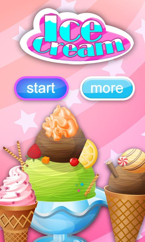Ice Cream Now-Cooking Game - screenshot