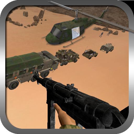 登上直升机战3D 模擬 App LOGO-硬是要APP