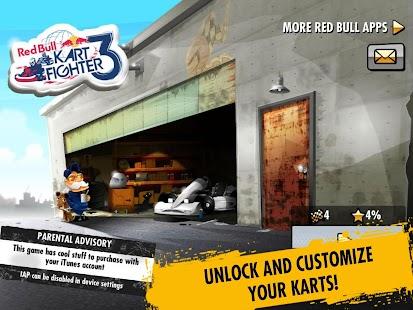 Red Bull Kart Fighter 3 - screenshot thumbnail