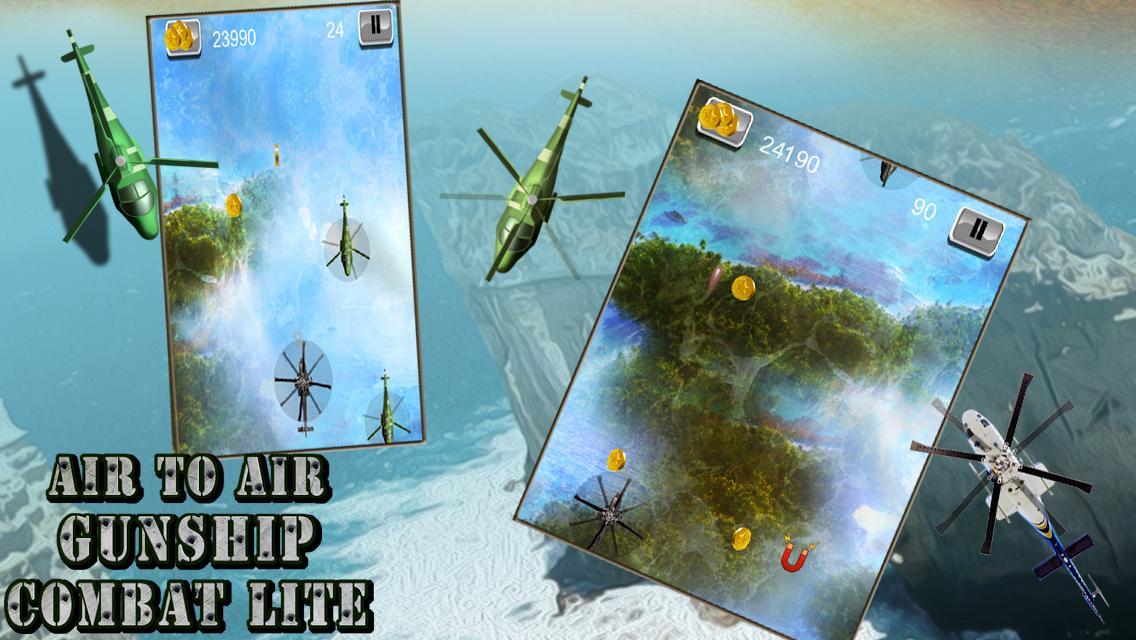 Air-To-Air-Gunship-Combat-Lite 10