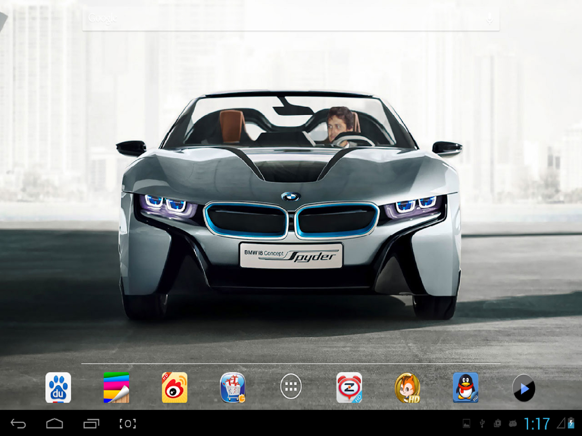 Google themes bmw - Hd Live Wallpapers Of Bmw Cars Screenshot
