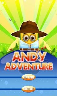 Andy Adventure LITE - screenshot thumbnail