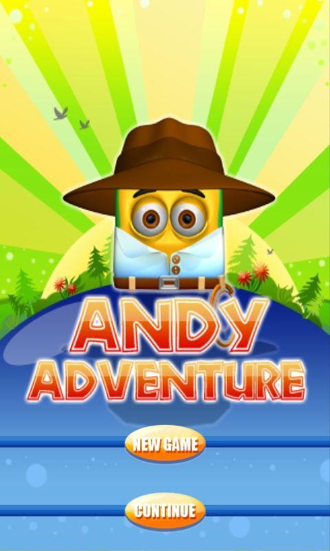 Andy Adventure LITE - screenshot
