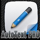 AutoText Pro
