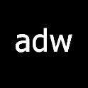 ADWTheme Faded logo