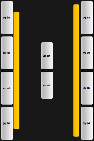 Stress (cardgame)- screenshot