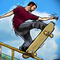 Skater California Sk8er icon