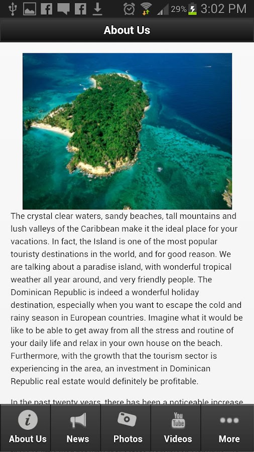 Travel Dominican Republic - screenshot