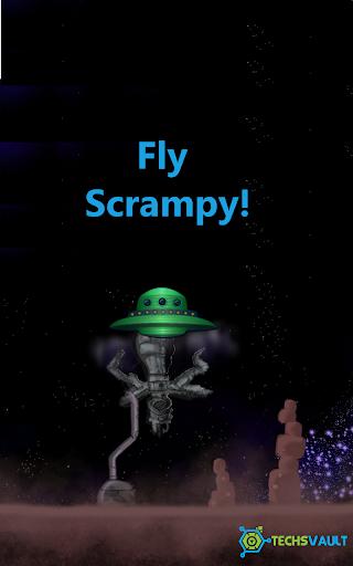 Scrampy Starship Free