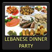 Lebanese Dinner Party!