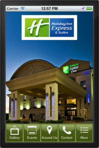 Holiday Inn Express W. Falls