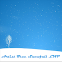 Artistic Tree Snowfall LWP icon