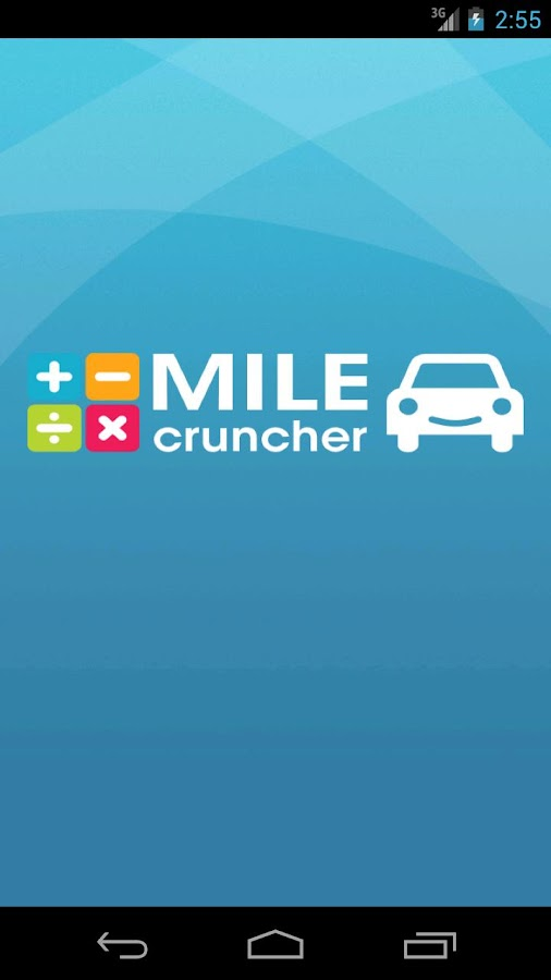 Mile Cruncher - screenshot