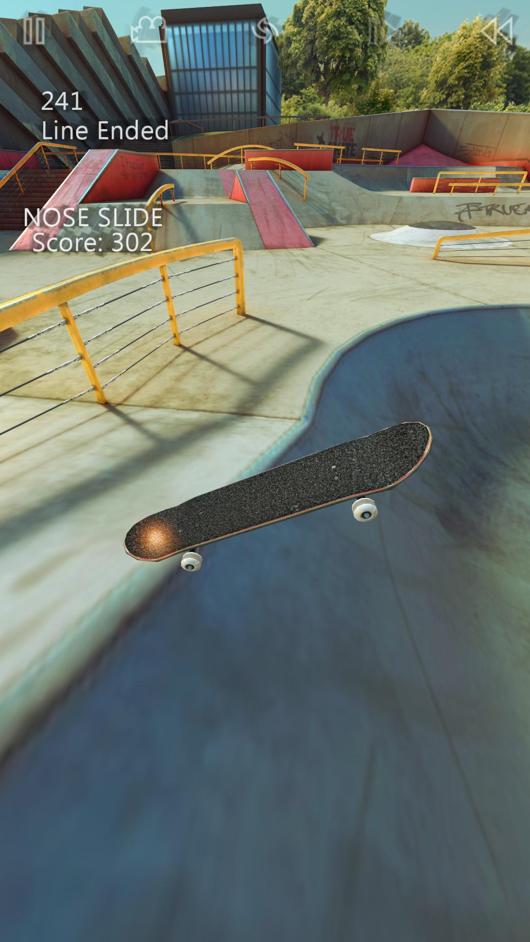 True Skate screenshot #4