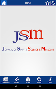J Sport Sci & Med- screenshot thumbnail