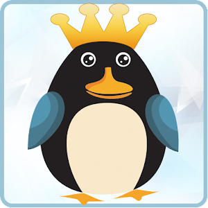 Penguin Checkers for PC and MAC