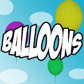 Balloons, Balloons, Balloons!!