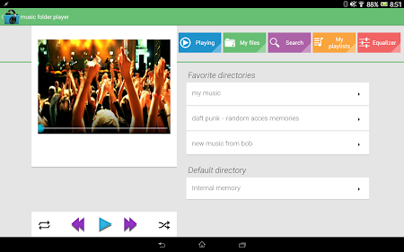 Music Folder Player (original) 5.2.1 screenshot 351922
