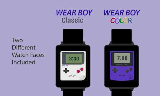 WearBoy for Android Wear