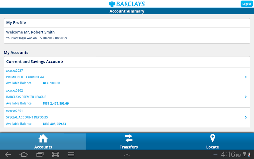 BARCLAYS LOGIN SAVINGS ACCOUNT - Contact Us | Barclays US