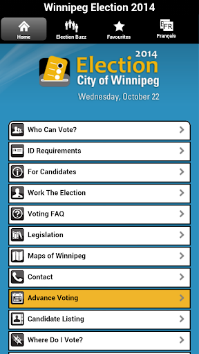 Winnipeg Election 2014