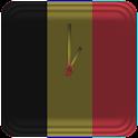 Часы Бельгия (Виджет) icon