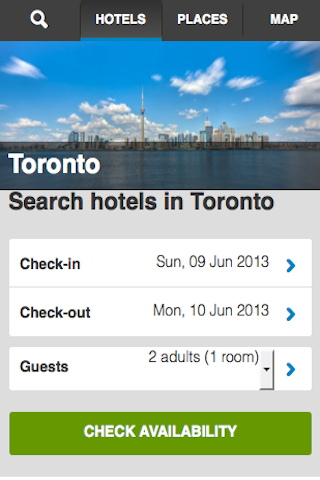 Toronto Hotels Booking Cheap