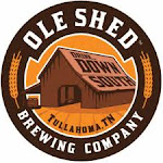 Logo for Ole Shed Brewing Company