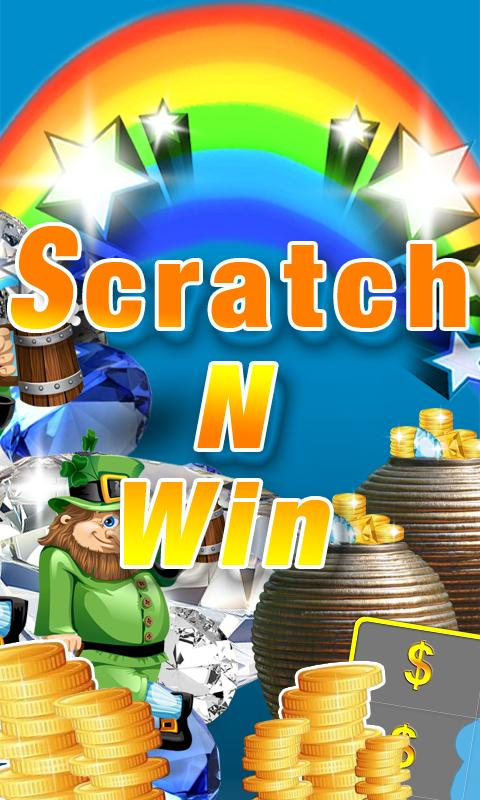 Scratch N Win - screenshot