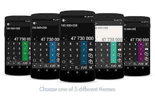 Screenshot of Calculator ++
