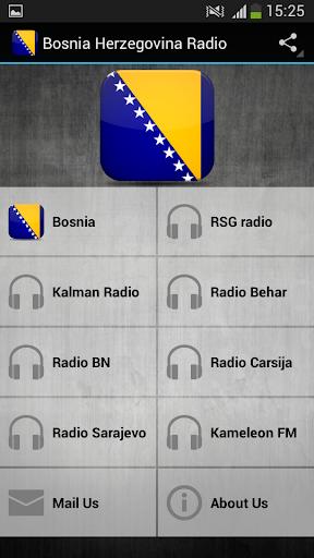 Bosnia Herzegovina Radio