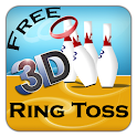 Ring Toss 3D Free Shooter Game icon
