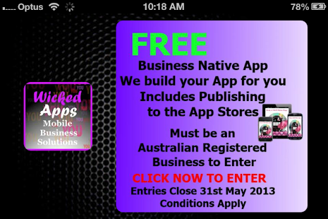 Wicked Apps - screenshot thumbnail