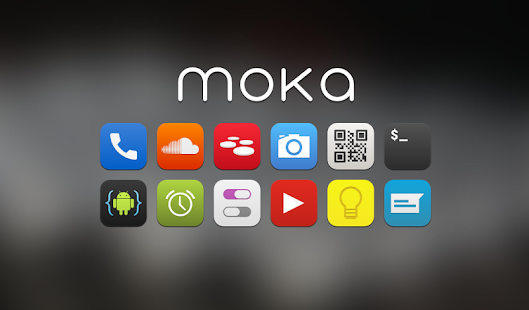 Moka for Android - screenshot thumbnail