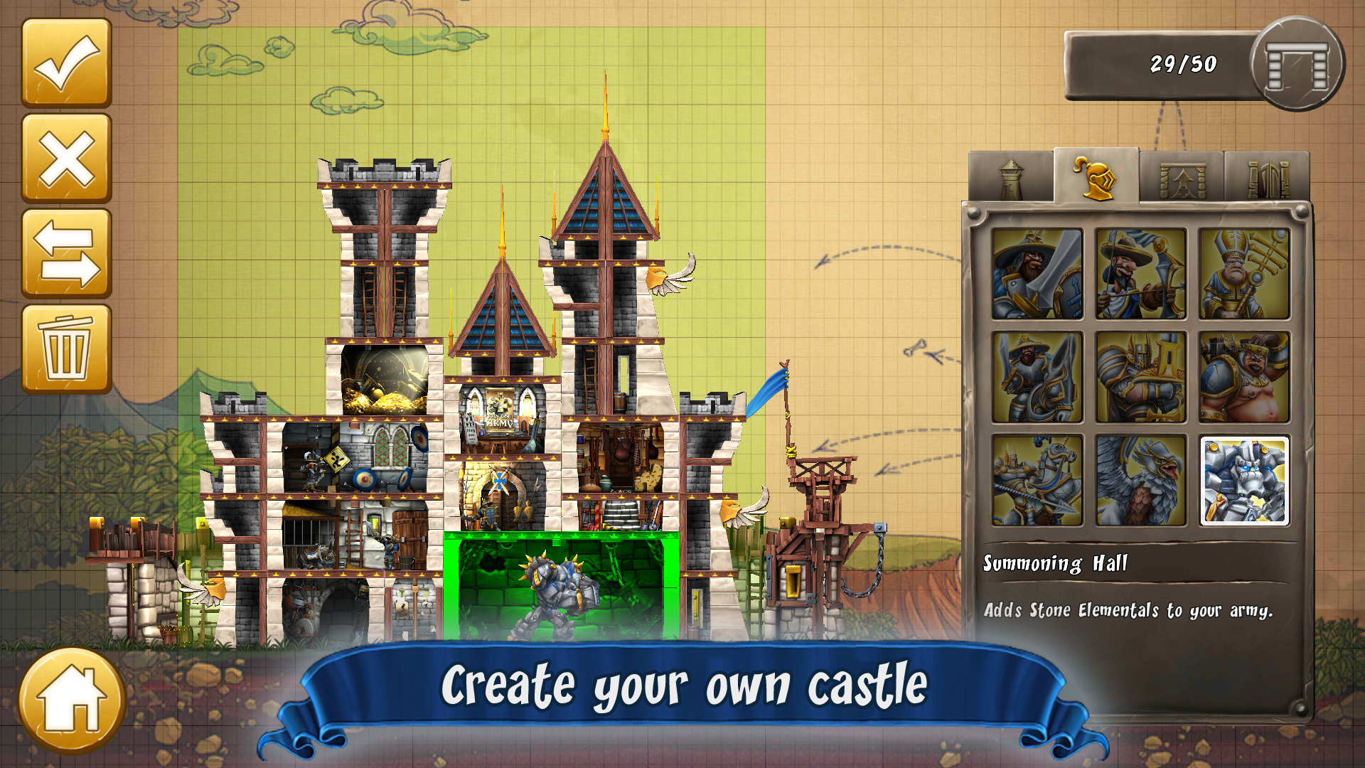 CastleStorm - Free to Siege screenshot #19