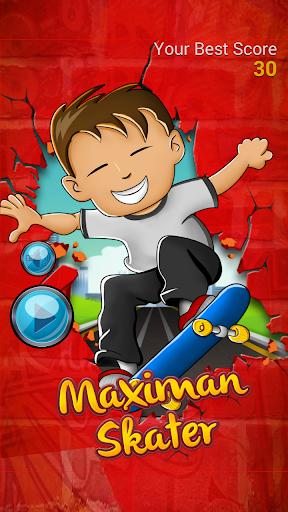 Maximan Skater