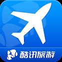 酷讯机票-买飞机票_机票查询_航班查询_特价机票_飞机 logo