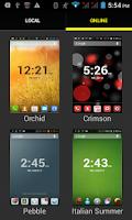 Screenshot of XThemes