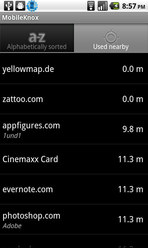 MobileKnox- screenshot