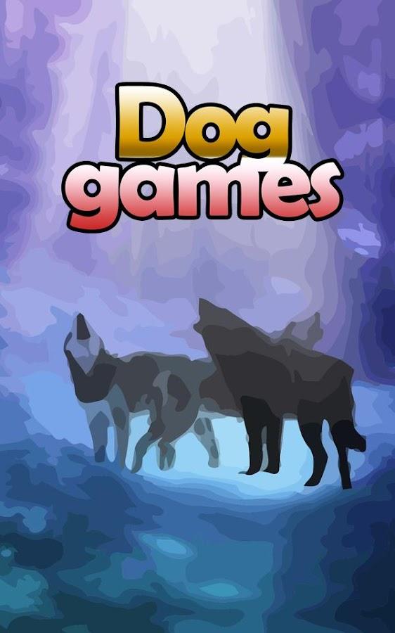 Google Dog Games