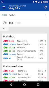 CG Transit offline jízdní řády- screenshot thumbnail
