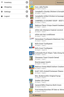 Food Storage Management- screenshot thumbnail