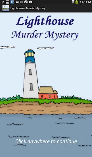 Lighthouse - Murder Mystery