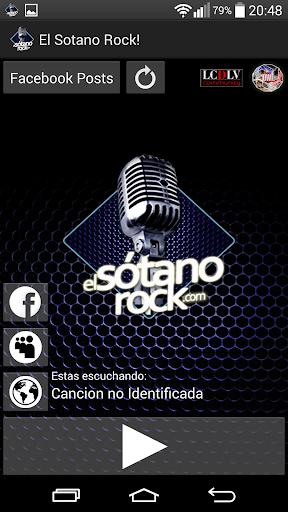 El Sotano Rock - Radio - LCDLV