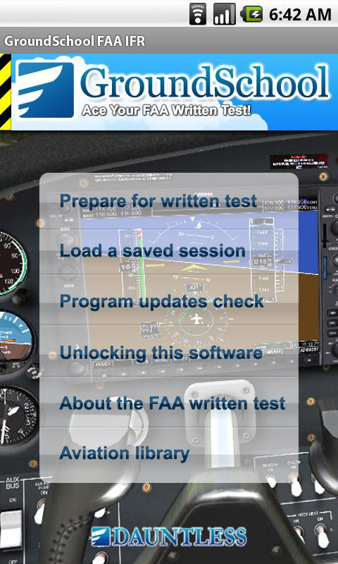 FAA IFR Instrument Rating Prep- screenshot