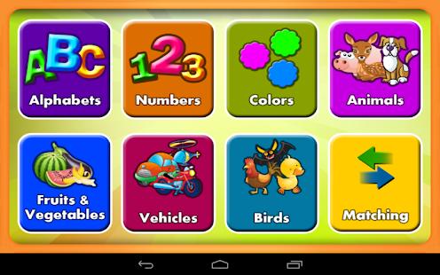 孩子学习字母和数字