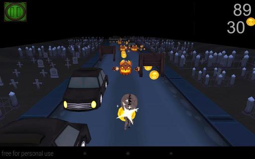 Creepy Run 3D