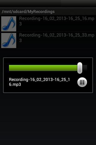 【免費音樂App】MP3錄音機 充分-APP點子
